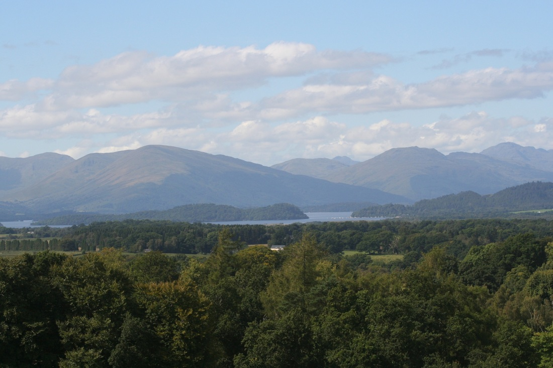 Fully en-suite luxury self catering in Loch Lomond and Trossachs National Park