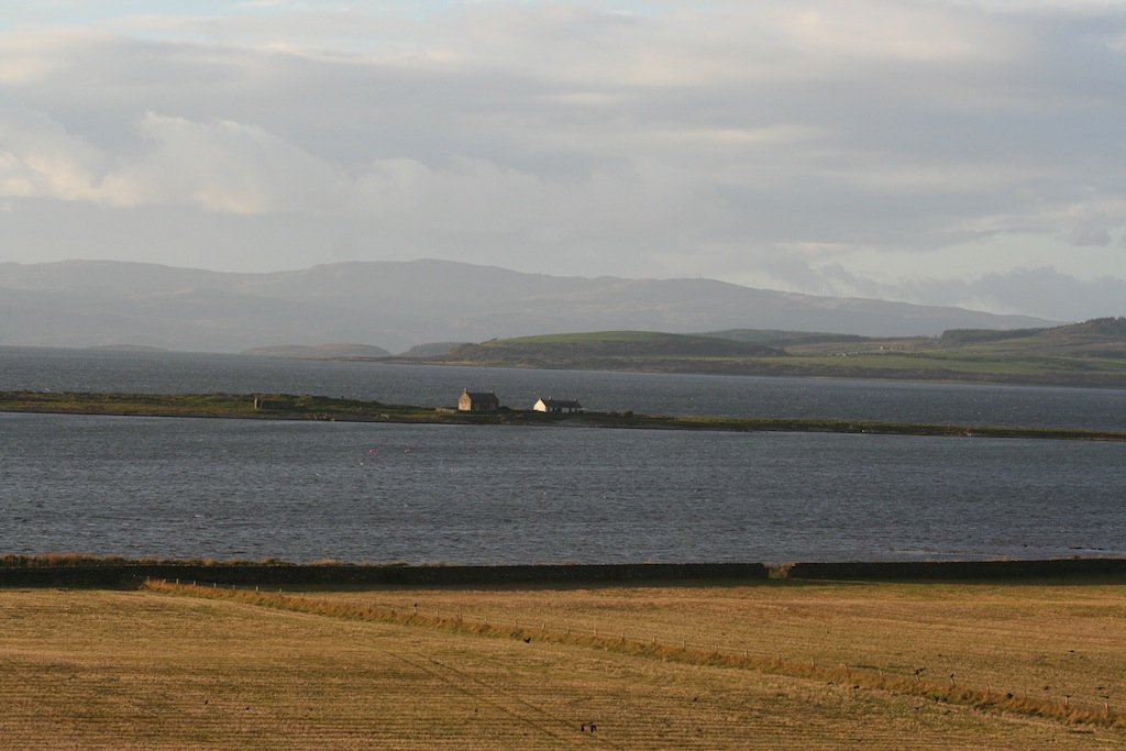West coast of Bute