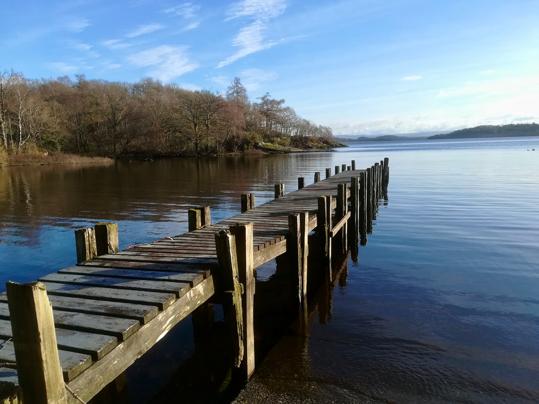 Family self catering cottage Loch Lomond
