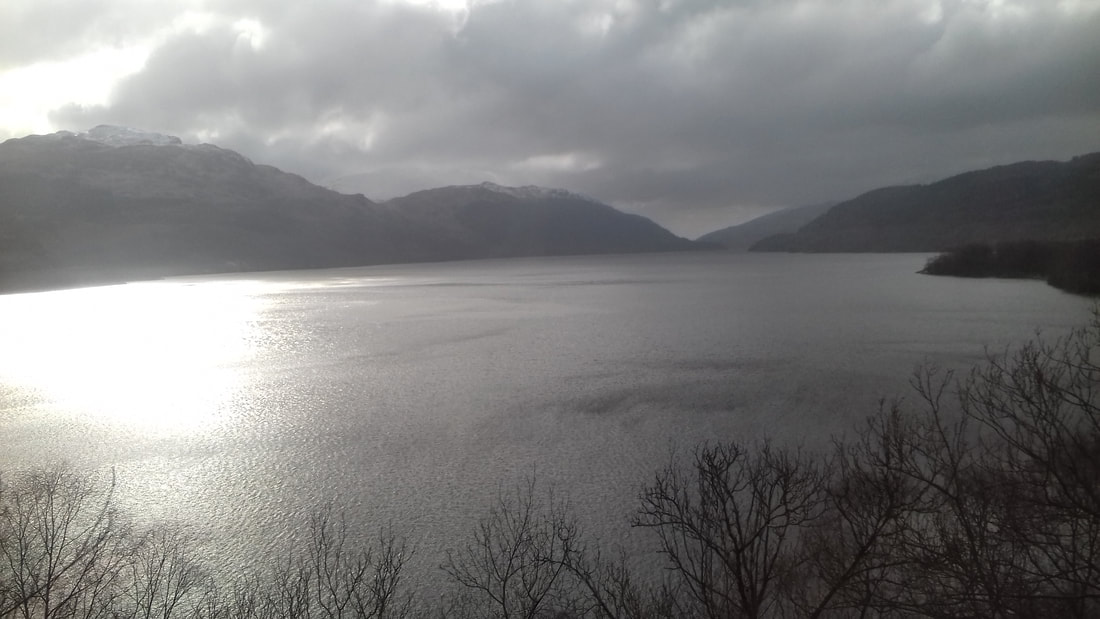 Loch Lomond near Appletree Cottage Holiday Home