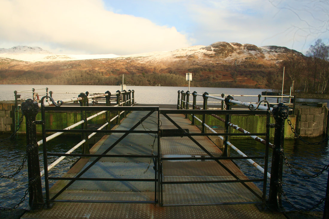 Self Catering cottage for eight Loch Lomond