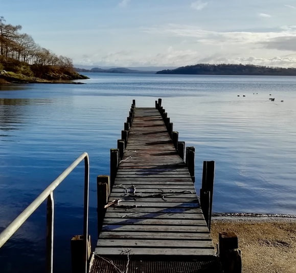Large holiday cottage Loch Lomond
