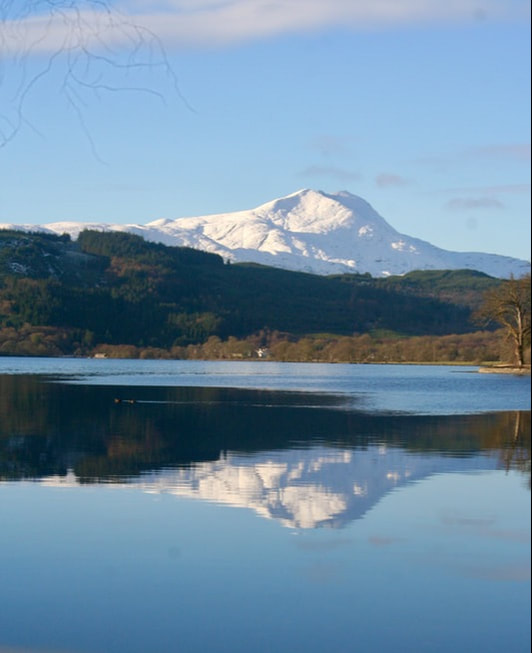 Self Catering for eight Trossachs