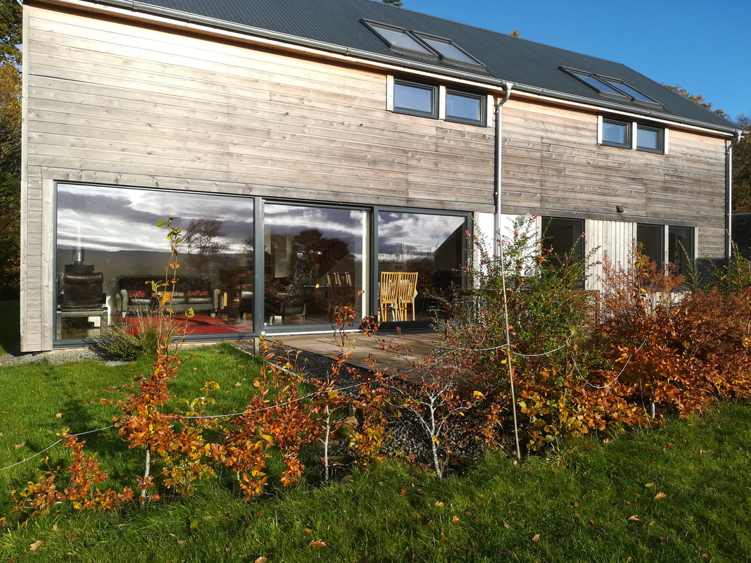 Self catering for eight Loch Lomond, Holiday cottage Loch Lomond, Loch Lomond self catering, John Muir Way, Cycle Route 7