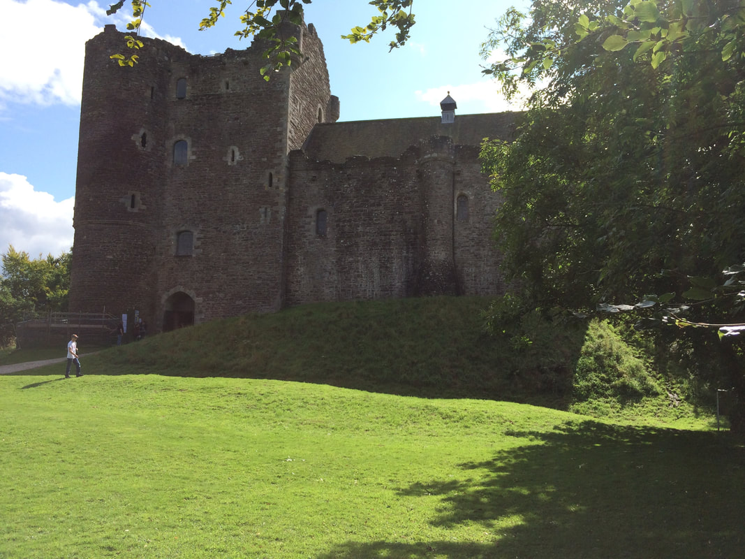 Outlander filming location