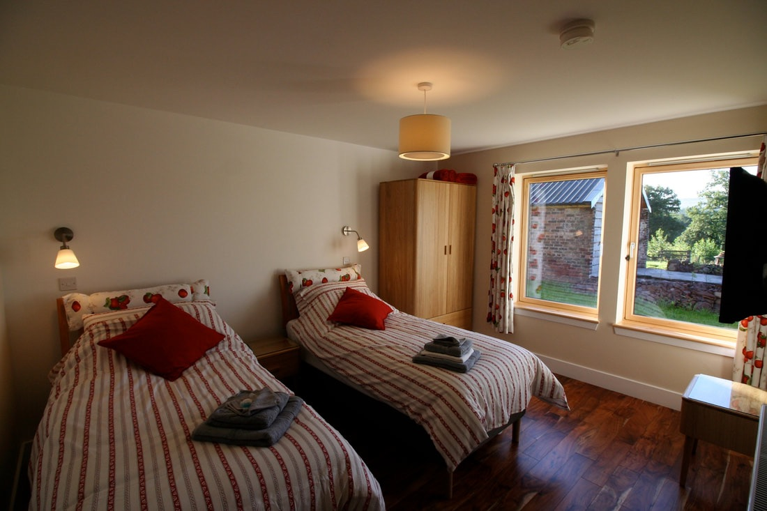 Wheelchair access self catering loch lomond