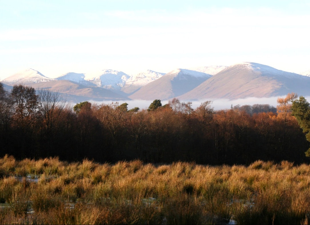 The John Muir Way, Luss Hills, Walking holiday Loch Lomond, self catering Loch Lomond
