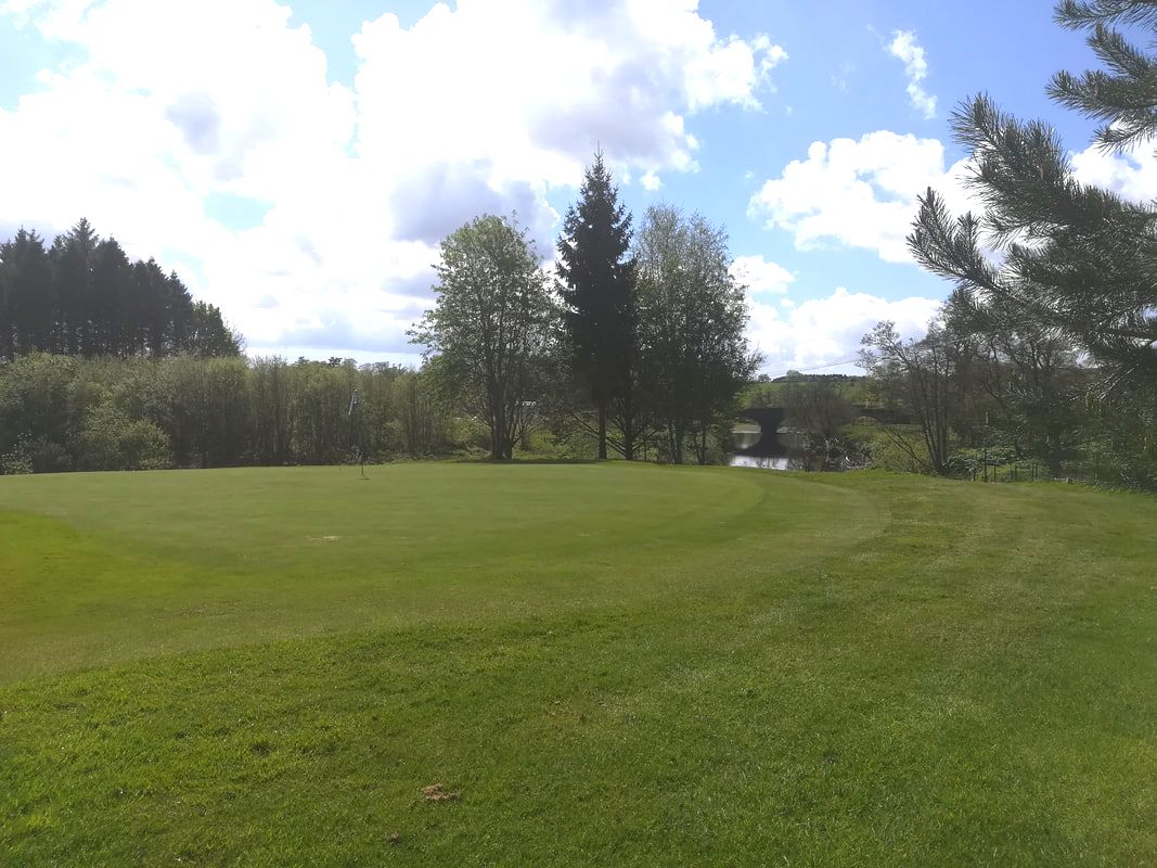 Golf near Appletree Vacation Holiday Rental Loch Lomond and Trossachs National Park