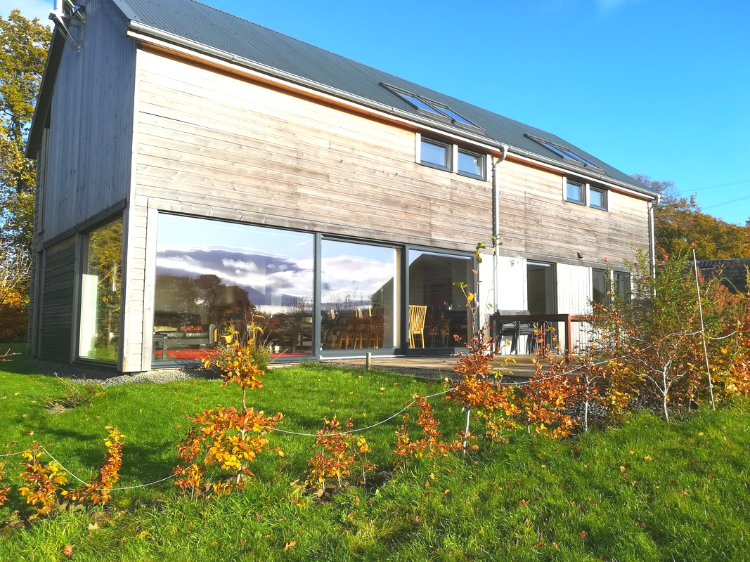 Self catering Stirling
